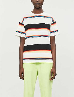 Carhartt Wip Sunder striped cotton-jersey T-shirt