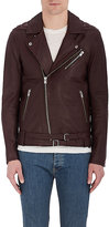 IRO Men's Onome Leather Moto Jacket