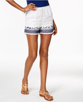 MICHAEL Michael Kors Embroidered Shorts