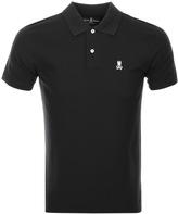 Psycho Bunny Classic Polo T Shirt Black