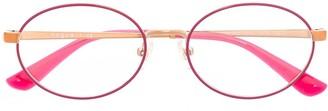 Vogue Round Frame Glasses