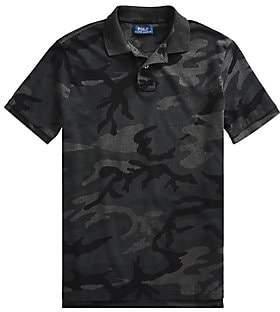 Polo Ralph Lauren Men's Camo-Print Polo Shirt