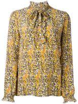 Fay paisley print blouse - women - Silk - L