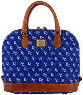 Dooney & Bourke Kansas City Royals Zip Zip Satchel