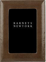 Barneys New York Snakeskin Studio Frame