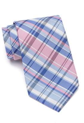 Tommy Hilfiger Large Multi-Plaid Tie