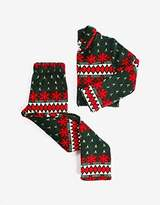 Joe Boxer Big Girl's Winter Fresh Pajama Set Sleepwear
