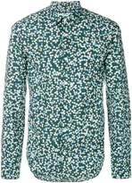 Kenzo printed urban slim fit shirt