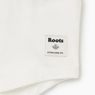 Roots Toddler Cooper Beaver Raglan T-shirt