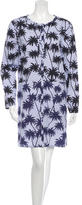Tomas Maier Printed Shirt Dress