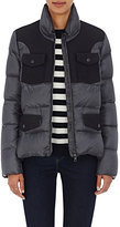 Moncler Women's Down-Quilted Jacket-GREY