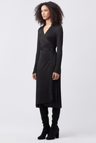 Diane von Furstenberg Cybil Wrap Dress