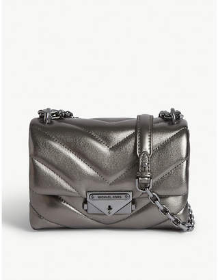 MICHAEL Michael Kors Cece XS quilted leather shoulder bag