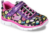 Skechers Girls Skech Appeal Pixel Princess Toddler & Youth Sneaker -Multicolor