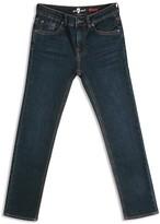 7 For All Mankind Boys' Slimmy Knit Denim Jeans - Sizes 8-16