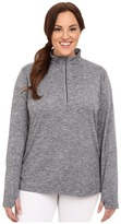 Nike Dry Element 1/4 Zip Running Top Women's Long Sleeve Pullover