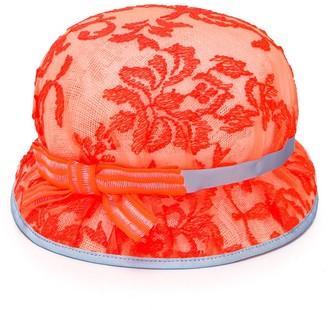 Mi Mi Sol Embroidered Sun Hat