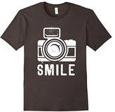 Men's Camera Novelty T-Shirt Classic Look 2XL