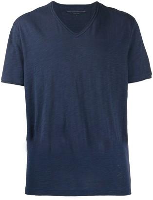 John Varvatos plain V-neck T-shirt