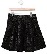 Imoga Girls' Jacquard Skirt w/ Tags