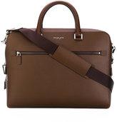 Michael Kors laptop bag - men - Cotton/Leather - One Size