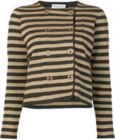 Sonia Rykiel striped boxy cardigan