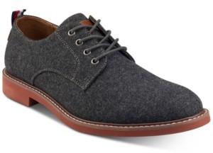 Tommy Hilfiger Men's Garson Lace-Up Casual Oxfords Men's Shoes