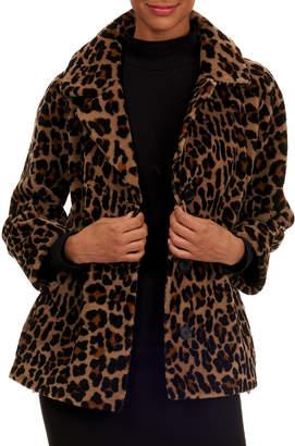 Michael Kors Reversible Shearling Jacket