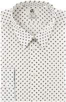 Paul Smith Men's Formal Half Spot Shirt