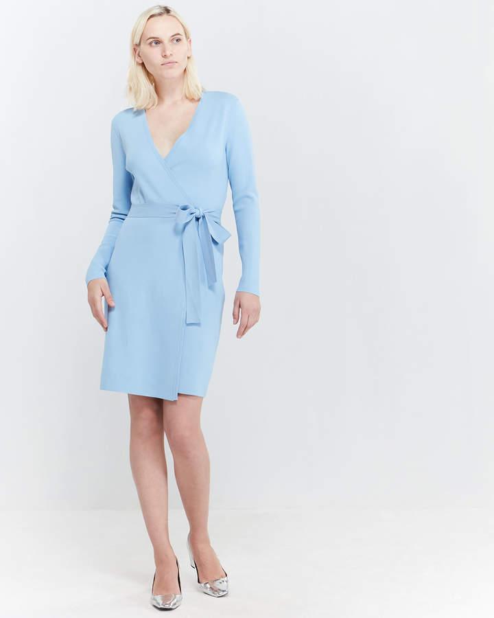 e0d9957f9fb Dvf Sweater Dress - ShopStyle