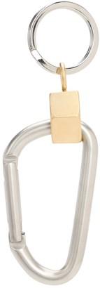 Maison Margiela Bicolor Carabiner Key Holder