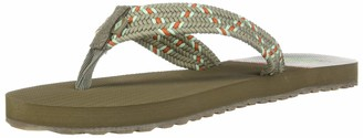 Sperry Women's Wharf Thong Woven Sandal