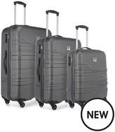 REVELATION By Antler Amalfi 3 Piece Luggage Set