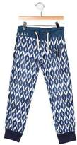 Scotch Shrunk Boys' Ikat Dual Pocket Joggers w/ Tags
