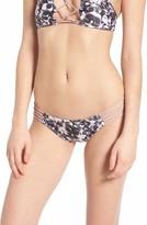 LIRA Women's Gia Reversible Bikini Bottoms