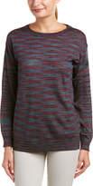 M Missoni Missoni Silk-Blend Sweater
