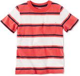 Carter's Striped T-Shirt, Toddler Boys (2T-4T)