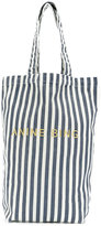 Anine Bing striped tote