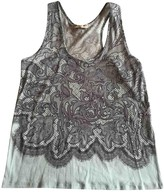 Emilio Pucci Grey Cotton Top for Women