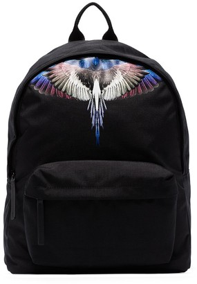Marcelo Burlon County of Milan Wings graphic-print backpack