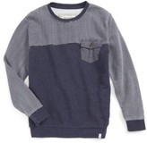 Quiksilver Boy's Mahatao French Terry Sweatshirt