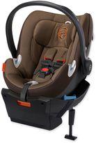 Cybex Platinum Aton Q Infant Car Seat in Coffee Bean