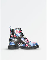 Lelli Kelly Kids Giselle floral-print boots 6-10 years