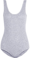 Petit Bateau Ribbed Cotton Bodysuit