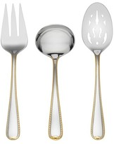 Gorham Golden Ribbon Edge 3-pc. Hostess Set