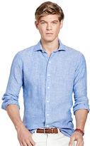 Polo Ralph Lauren Chambray Linen Sport Shirt