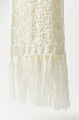 Urban Outfitters Femme Crochet Knit Scarf