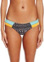 Rip Curl Women's Bomb Aftershock Neoprene Cheeky Hipster Bikini Bottom