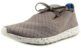 Native Apollo Moc Men Round Toe Synthetic Gray Sneakers.