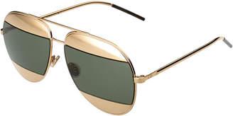Christian Dior Unisex Split1 59Mm Sunglasses